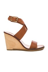 Dolce Vita Havana Wedge Brown