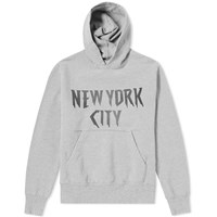 Remi Relief New York City Pullover Hoody Grey