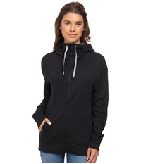 Black Diamond Castle Valley Hoodie Black Women's Sweatshirt