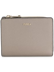 Furla Babylon Bifold Wallet Nude And Neutrals