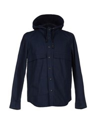 Steven Alan Coats And Jackets Jackets Men Dark Blue