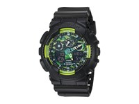 G Shock Ga 100Ly 1Acr Black Watches