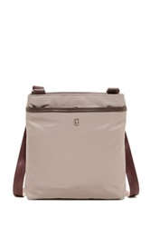 Victorinox Victoria Affinity Crossbody Day Bag Beige