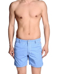 Roy Rogers Roy Roger's Swimming Trunks Sky Blue
