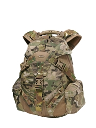Oakley Tactical Icon Camouflage Backpack Green Brown