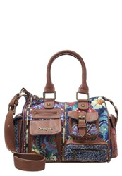 Desigual London Garland Handbag Multicolor Multicoloured
