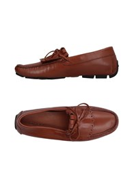 Kiton Loafers Brown