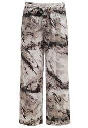 Vila Vimarlo Trousers Snow White