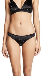 Kisskill Sparkle Panties Black