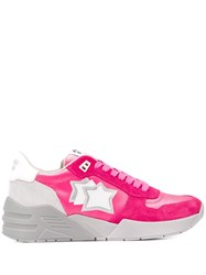 Atlantic Stars Venus Low Top Sneakers Pink