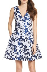 Betsey Johnson Women's Fit And Flare Dress