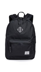 Herschel Supply Co. Heritage Youth Backpack Black Checkerboard