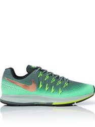 Nike Air Zoom Pegasus 33 Shield Running Shoes Mint Grey