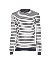 Scaglione Knitwear Jumpers Men White