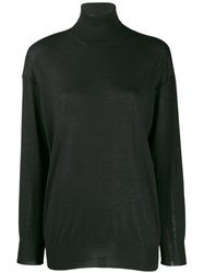 Tom Ford Turtleneck Jumper Black