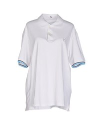Fay Topwear Polo Shirts Women White