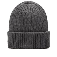 Stone Island Shadow Project Winter Cotton Beanie Grey