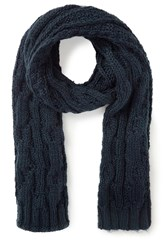 Warehouse Cable Knitt Scarf