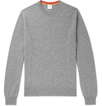 Paul Smith Cashmere Sweater Gray