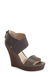 Women's Seychelles 'Unauthorized' Wedge Sandal Grey