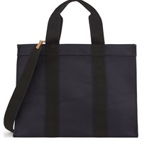 Rue De Verneuil Large Tote Curry Navy Kaki