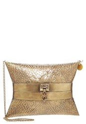 Pepe Jeans Kab Across Body Bag Gold