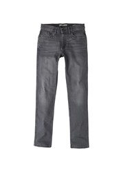 Mango Men's Slim Fit Grey Tim Jeans Grey