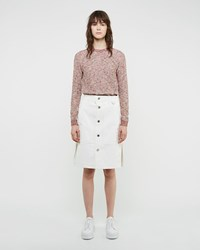 Julien David Denim Skirt