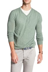 Autumn Cashmere Cable Knit Sweater Green