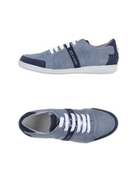 Ice Iceberg Low Tops And Trainers Pastel Blue