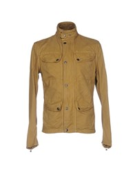 Matchless Jackets Military Green