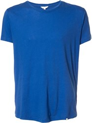 Orlebar Brown Slim Fit T Shirt Blue