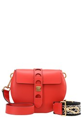 Coccinelle Carousel Across Body Bag Rosso Red