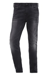 Scotch And Soda Skim Fallen Hero Slim Fit Jeans Black Denim