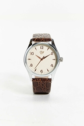 Cheapo Roger Silver Watch