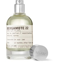 Le Labo Bergamote 22 Eau De Parfum 50Ml One Size Colorless