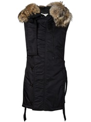 3.1 Phillip Lim Padded Flight Vest Black