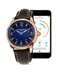 Frederique Constant Horological Smart Watch 42Mm Blue Black