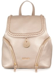 Liu Jo Romantic Zaino Backpack Gold