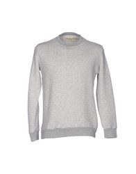 Happiness Sweatshirts Light Grey