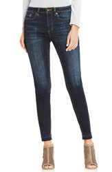 Vince Camuto Women's Two By Release Hem Skinny Jeans