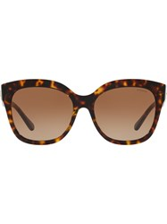 Coach Horse And Carriage Sunglasses Brown