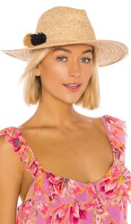 Hat Attack Mini Motto Rancher In Tan. Natural
