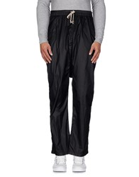 Drkshdw By Rick Owens Trousers Casual Trousers Men Black