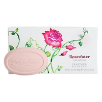 Crabtree And Evelyn Rosewater Soaps 3 X 85G
