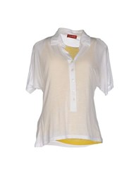 Diana Gallesi Topwear Polo Shirts Women Ivory