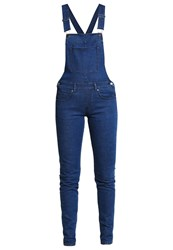 Dr. Denim Dr.Denim Ira Dungarees 90'S Mid Stone Blue Denim