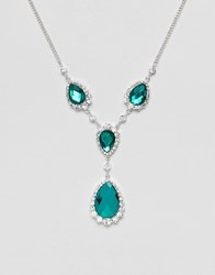 Johnny Loves Rosie Emerald Green Necklace Emerald