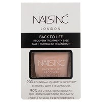 Nails Inc Back To Life Recovery Treatment And Base Coat 14Ml