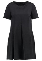 Maxandco. Panca Cocktail Dress Party Dress Black